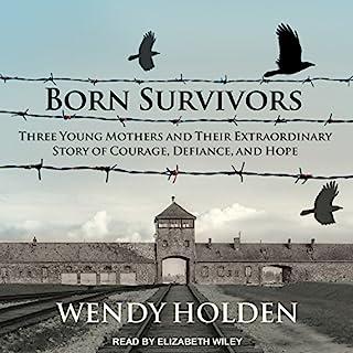 Born Survivors audiobook cover art