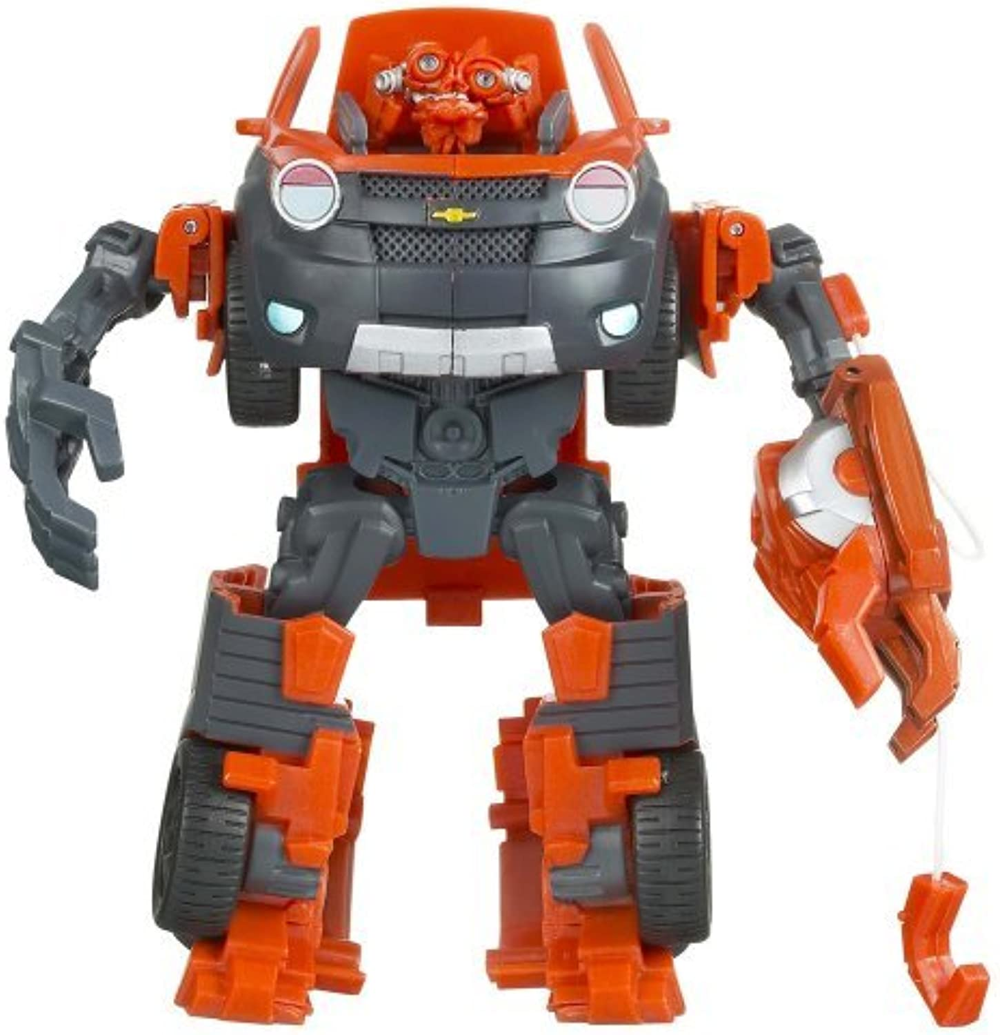 Transformers Movie 2  Fast Action Battlers  Grappel Grip Mudflap