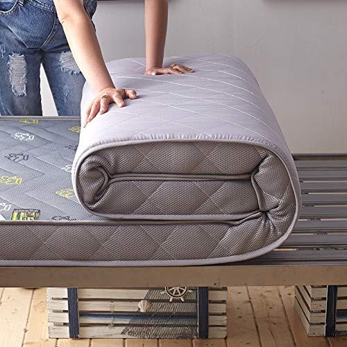 MM-CDZ Dik tapijt voor tattami, opvouwbaar, ademend, 3D-quilting, traditioneel Japans futon kussen, bedtopper slapen, koelbox voor entree