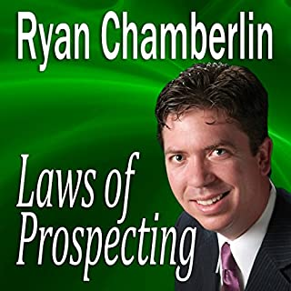 Laws of Prospecting audiobook cover art