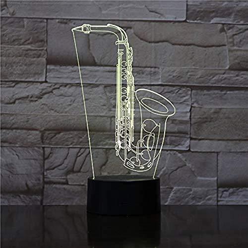 Hologram lamp nachtlampje kinderen vogelruimte met USB-oplader geschikt voor de decoratie van de kinderkamer Interruttore del telecomando Stile 373