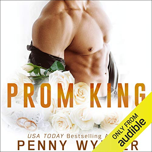 Prom King audiobook cover art