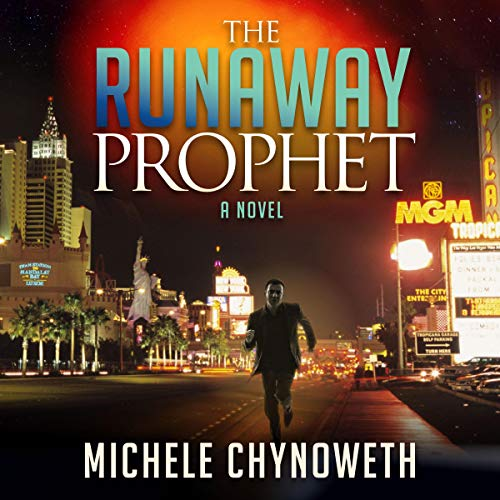 The Runaway Prophet  audiobook cover art