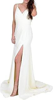JVN by Jovani Womens 50428A Prom Spaghetti Straps Evening Dress