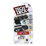 TECH DECK SOVRN Skateboards 2020 Ultra DLX 4-Pack Fingerboards