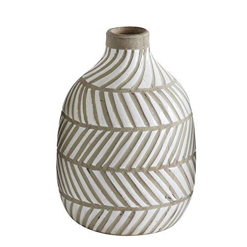 Bloomingville Vase Fleur de sel