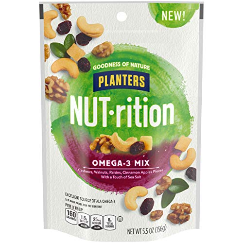 NUT-rition Omega-3 Mix (5.5 oz Pouch)