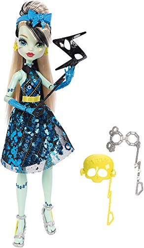 Monster High Mattel DNX34 -WADMH Foto-Monsterfreundin Frankie, Ankleidepuppen