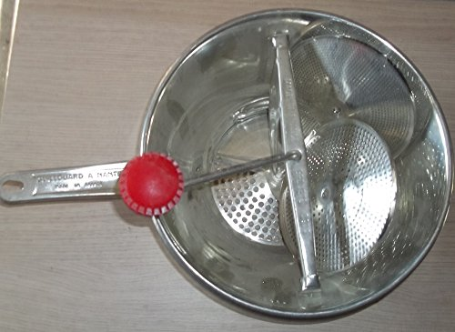 GUILLOUARD 010115 Passe Légumes N°2 Métal 24 cm