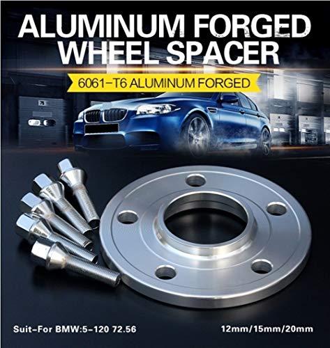 Direnza Forged Aluminium Wheel Spacers 6x139.7 40mm