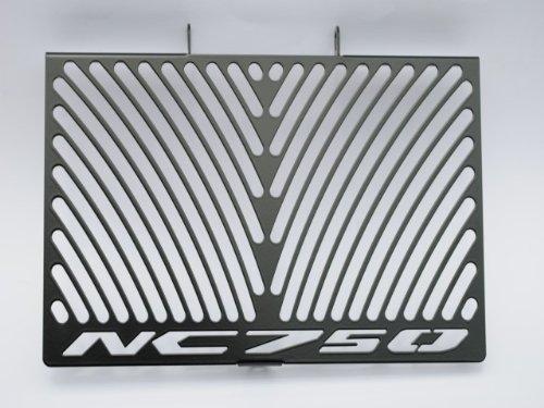 NC 750 X/S Kühlerabdeckung Wasserkühlerabdeckung Black 5199