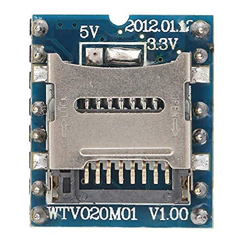 Wtv020-sd mini speicherkarte mp3 sound modul für pic 2560 uno r3 sd karte stimme modul spielmaschine stimme modul