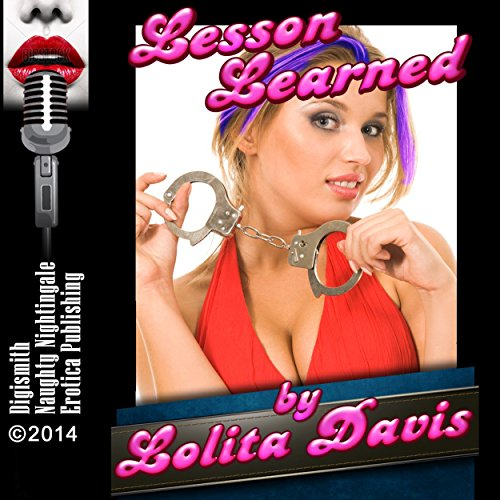 Lesson Learned audiobook cover art