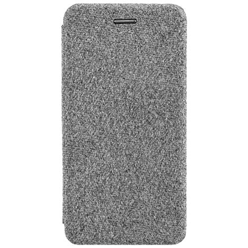 Commander Book Case Curve para Xiaomi Redmi 6A Suit Elegant Gray