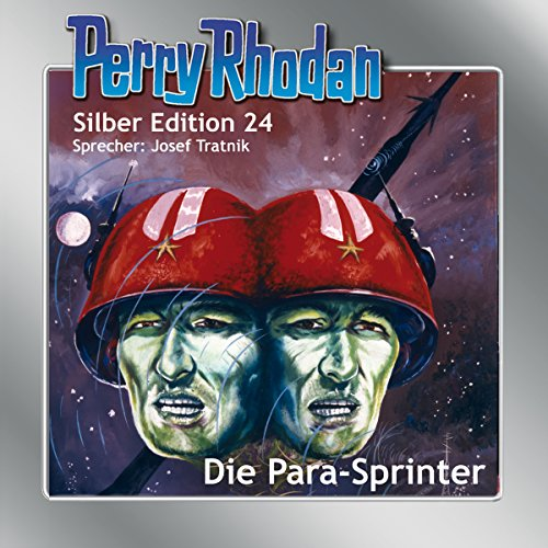 Die Para-Sprinter audiobook cover art