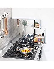 キッチン 家電 キッチン収納 水切り スパイスラック 調味料ラック ステンレス製 大量スパイスステーション 2段 589701
