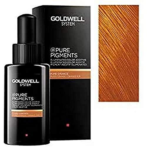 Goldwell Pure Pigments Orange Farbverstärkende Pigmente für gefärbtes Haar, 1er Pack (1 x 50 ml)