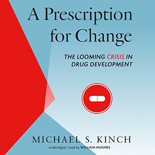 A Prescription for Change audiobook cover art