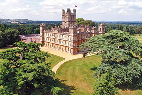 Jochen Schweizer Geschenkgutschein: Downton Abbey-Tour bei London