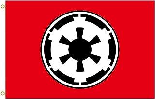 Large Flag Galactic Empire Star Wars Flag 0C outdoor Flag Flying flag 3x5ft banner