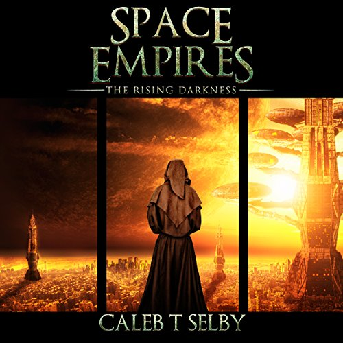 Space Empires audiobook cover art