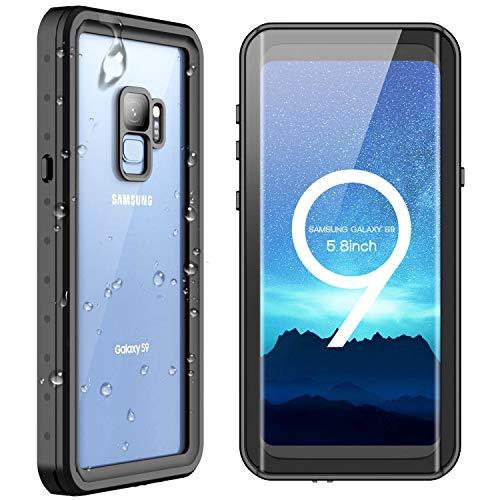 SPIDERCASE Samsung Galaxy S9 Waterproof Case,...