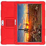 AKNICI 10.1 Inch Stand Silicone Case for Tablet Dragon
