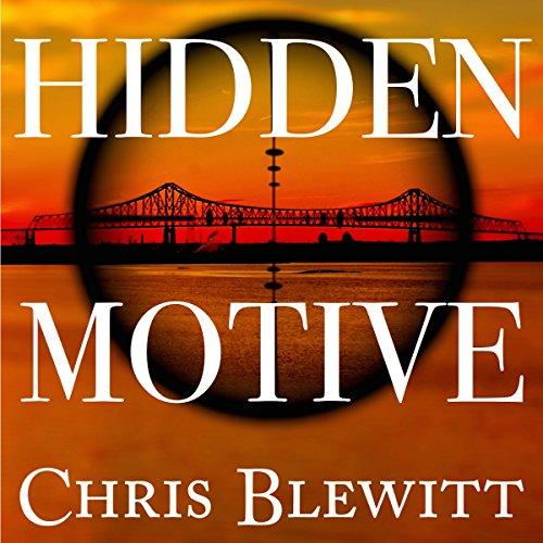 Hidden Motive audiobook cover art