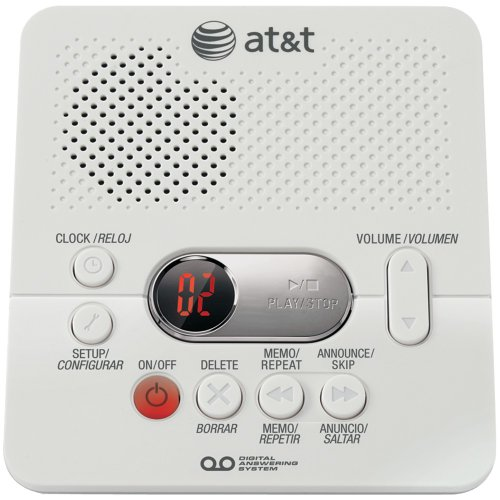 AT&T (1740WH) Digital AnsweSyste...