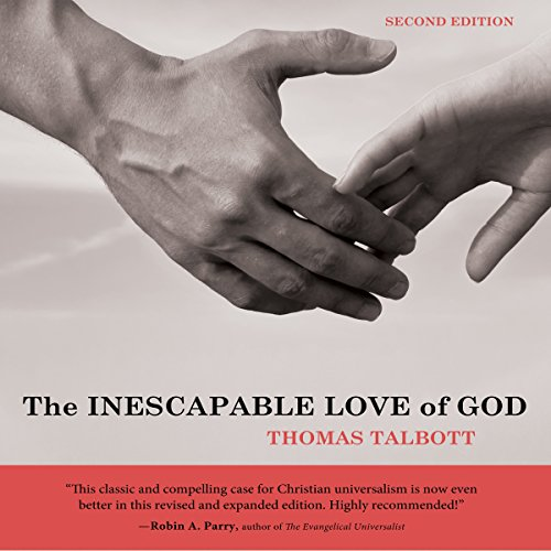 The Inescapable Love of God audiobook cover art