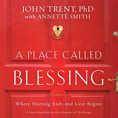 A Place Called Blessing audiobook cover art