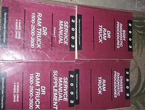 Automotive Other Car Manuals ispacegoa.com 1998 DODGE RAM 2500 ...
