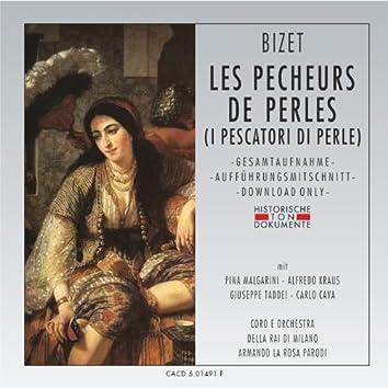 Georges Bizet: Les Pecheurs De Perles