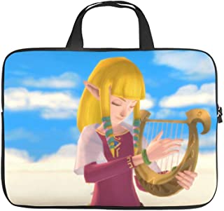 Princess Zelda Video Games,Universal Laptop Computer Tablet,Pouch,Cover for,Apple/MacBook/HP/Acer/Asus/Dell/Lenovo/Samsung,Laptop Sleeve,39.5x28x1.5cm