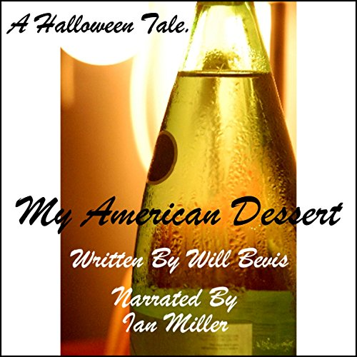 My American Dessert audiobook cover art
