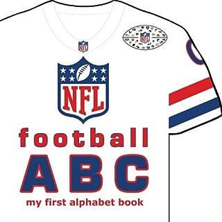 NFL Football ABC: My First Alphabet Book (ABC My First Team Alphabet: Football)