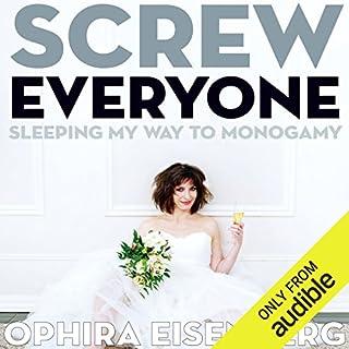 Screw Everyone audiobook cover art
