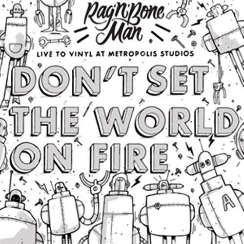 Live to Vinyl at Metropolis St [Vinyl Single]