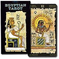 【カードに宿るエジプトの神秘】 エジプシャンタロット ロ・スカラベオ<Lo Scarabeo>