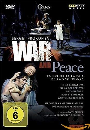 Prokofjew, Sergej - Krieg und Frieden (2 DVDs) (NTSC)
