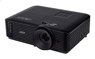 جهاز بروجيكتور بدقة وضوح 800 × 600 من ايسر MR.JR711.00Y - اسود