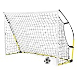 JKGLD Kids Football Goal Football Goals Kids Garden Goals Ultra Portable Indoor and Outdoor Portable Soccer Goal (Color : As Shown, Size : L)