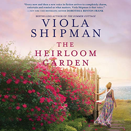 The Heirloom Garden  By  cover art