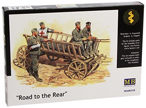 Masterbox 1:35 - Road to the Rear - MAS3558