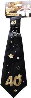 Udo Schmidt GmbH & Co Party-Krawatte mit Einer großen 40\