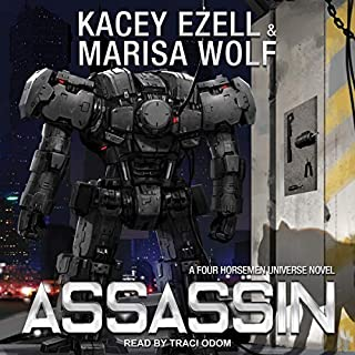 Assassin cover art
