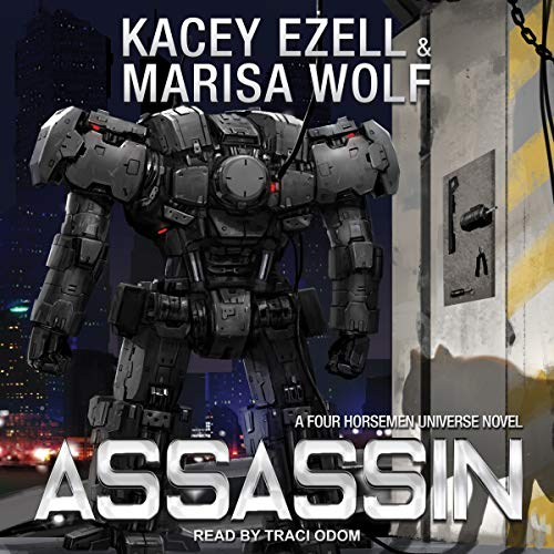 Assassin     Revelations Cycle Series, Book 11              By:                                                                                                                                 Kacey Ezell,                                                                                        Marisa Wolf                               Narrated by:                                                                                                                                 Traci Odom                      Length: 12 hrs and 32 mins     37 ratings     Overall 4.8