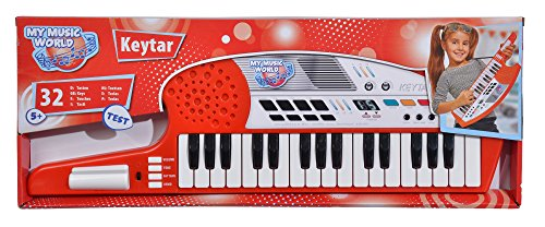 Simba 106834252 My Music World Keytar Keyboard