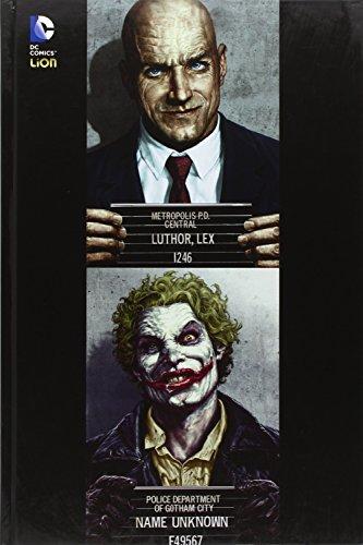 Luthor. Jocker