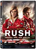 Rush (Import) (Dvd) (2014) Chris Hemsworth; Daniel Brühl; Ron Howard